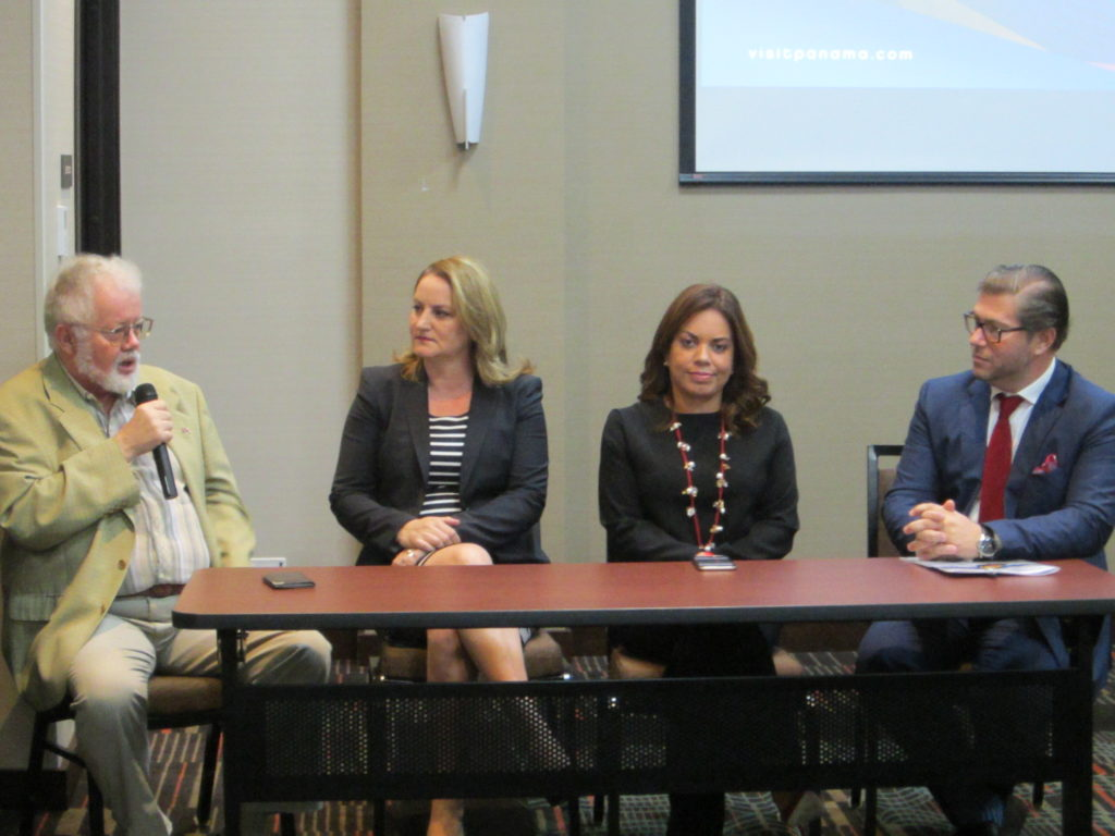 June Lunch: Panama: Challenges and Opportunities within the Tourism Industry