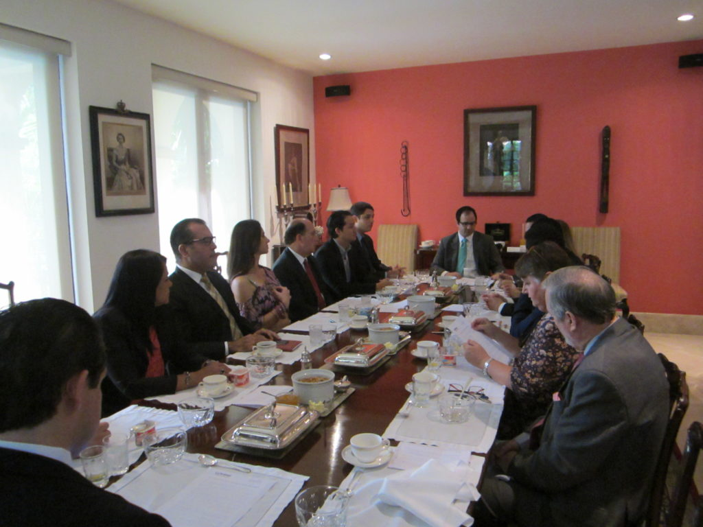 Breakfast Roundtable with Trade Authorities